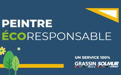 Le Peintre Éco-Responsable, un service par Grassin Décors